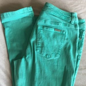 Jade Green So Slimming by Chico's